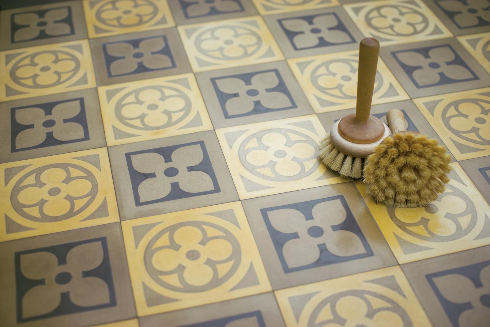 Zementmosaikplatten-nr.51066-flur-viaplatten | 51066/169