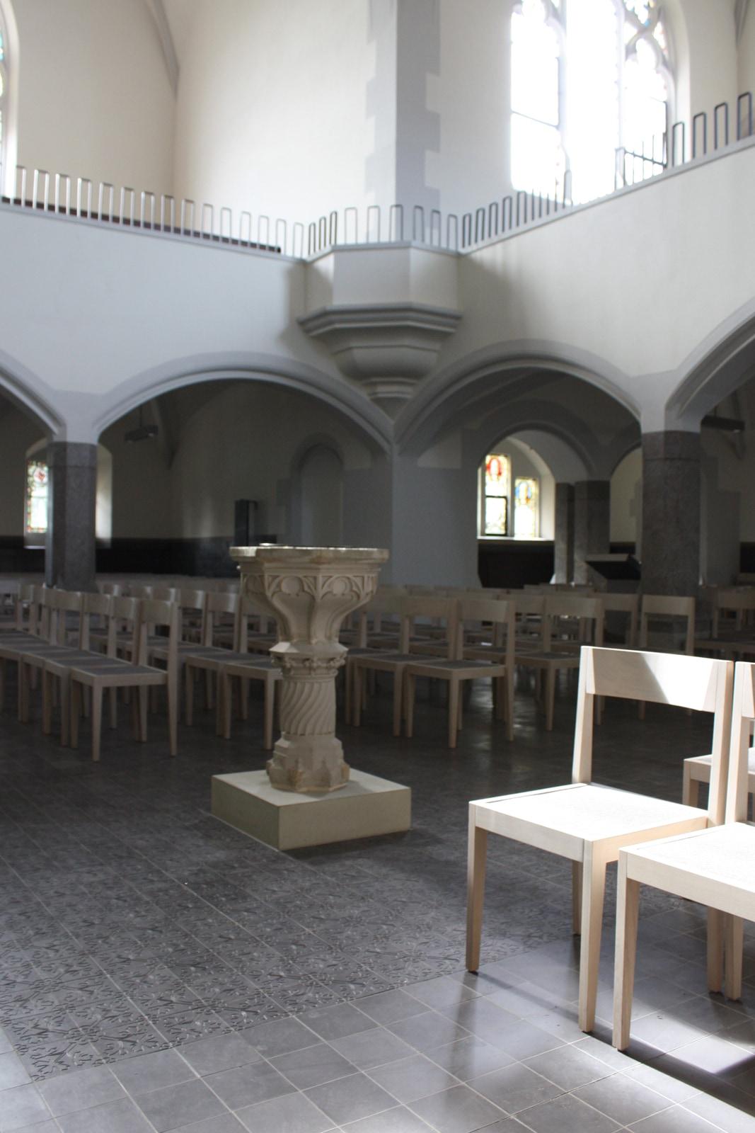 VIA Zementmosaikplatten-nr.51110-friedenskirche-04-viaplatten | 51110/150
