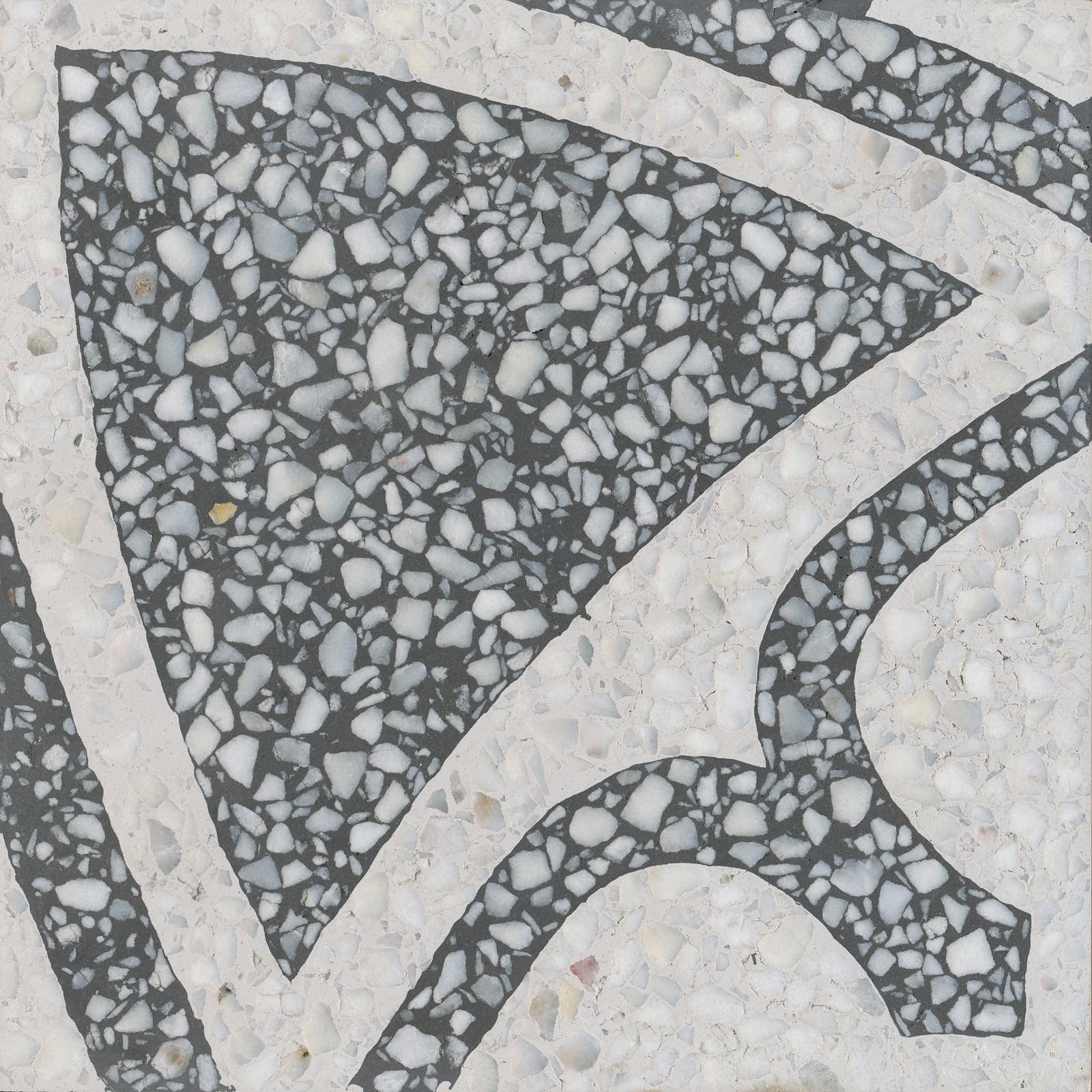 VIA Terrazzoplatte grob