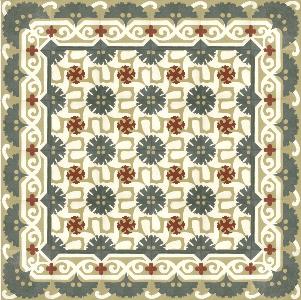 zementfliesen-terrazzofliesen-viaplatten-muster-nr.51074 | 52074