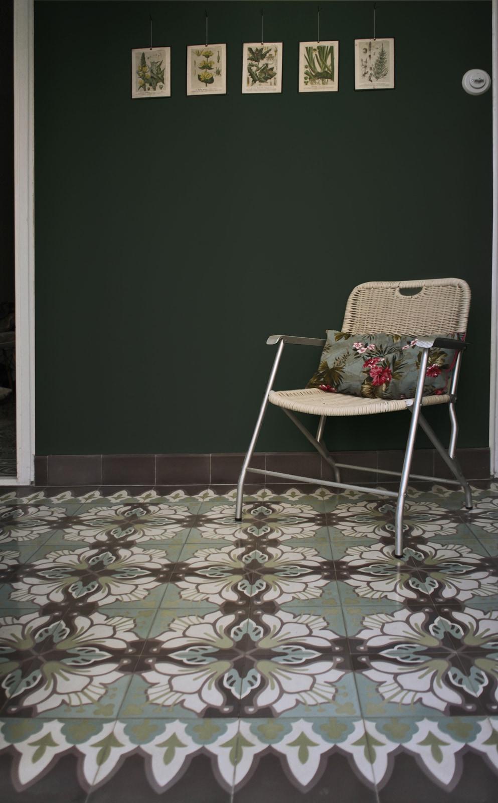 VIA_Kreidefarbe_waldgrün | Kreidefarbe Waldgrün 60 ml