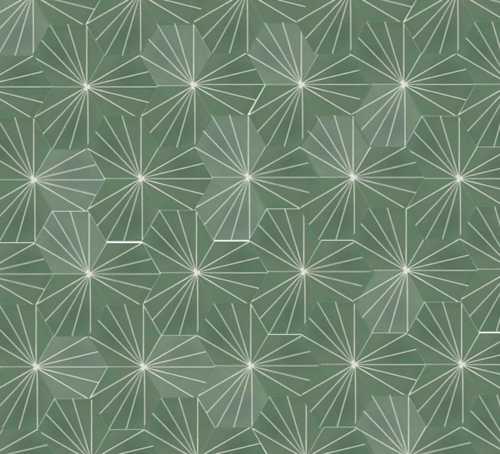 zementmosaikplatten-sechseck-verlegemuster-600853-viaplatten | 600853