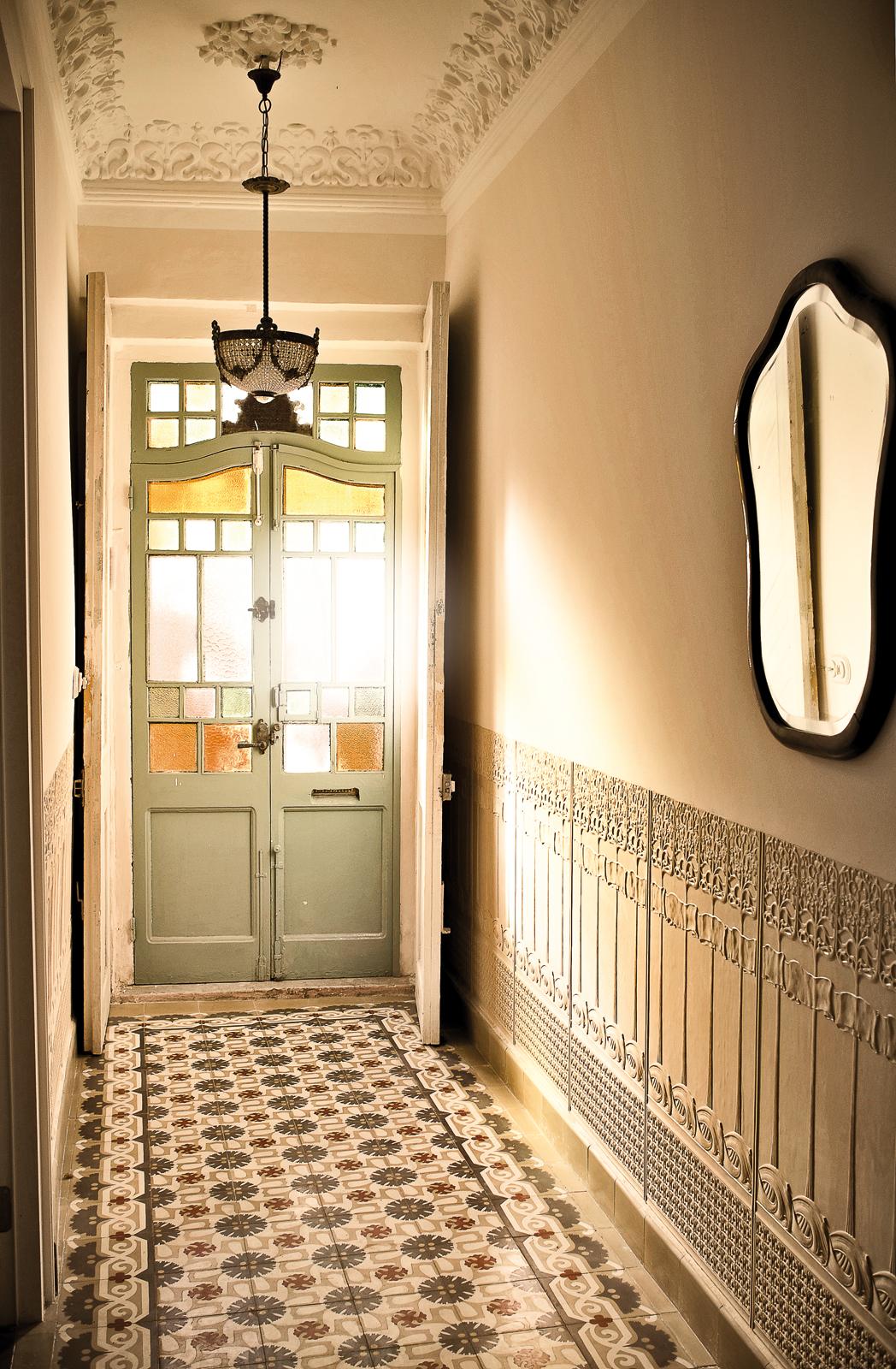 kreidefarbe-provencegruen-101-Eingang-zementfliesen-terrazzofliesen-viaplatten- | Kreidefarbe Provencegrün 60 ml