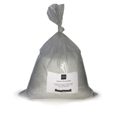 spachtelmasse-sack-via-gmbh | VIA Spachtelmasse für Terrazzo fugenlos