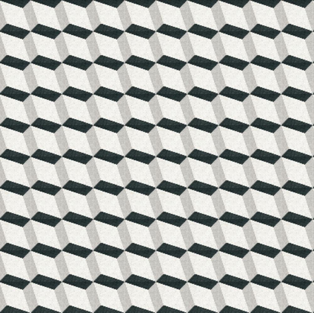 VIA Terrazzo 3D Muster