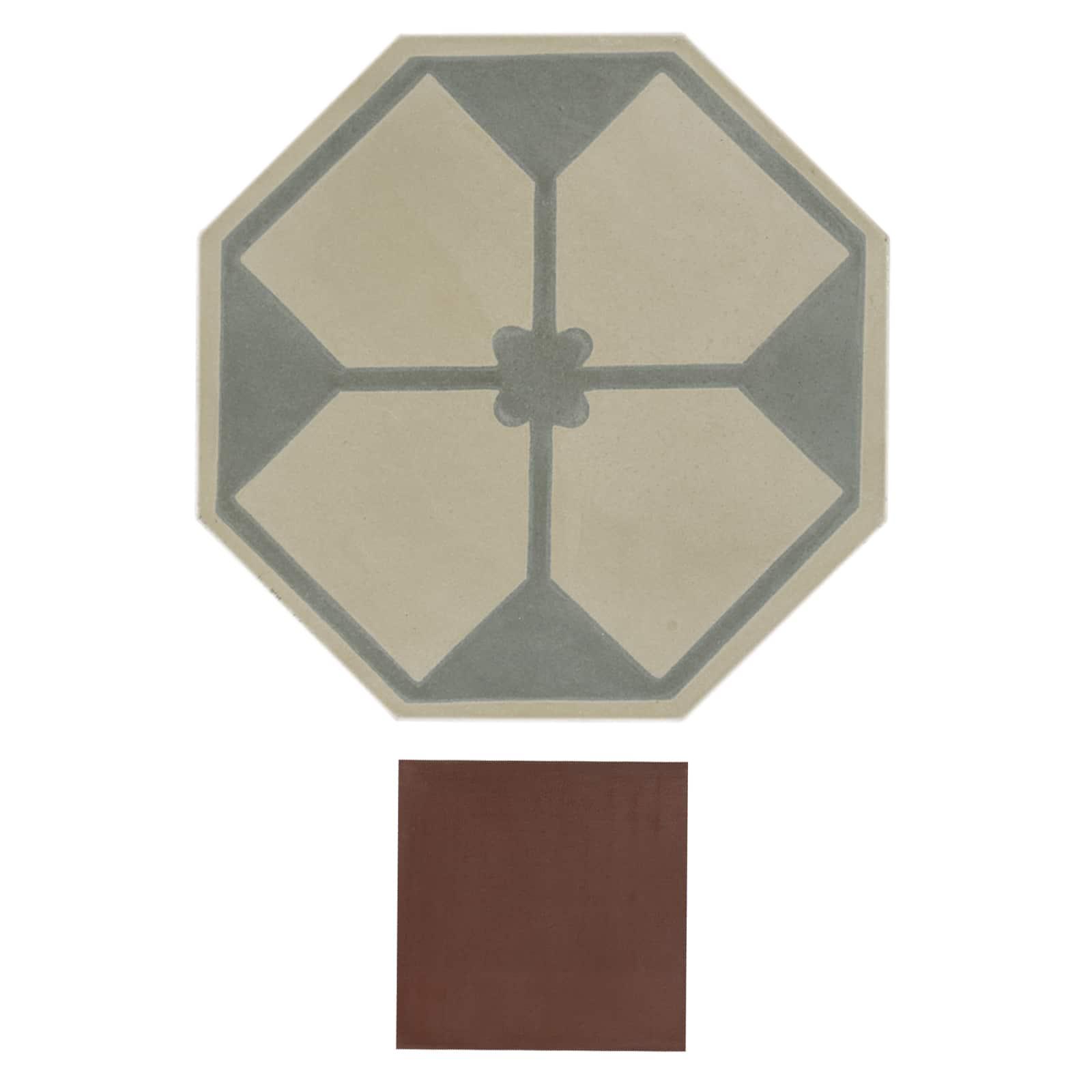 zementfliesen-achteck-nummer-51027-58027-34-viaplatten   51027/169
