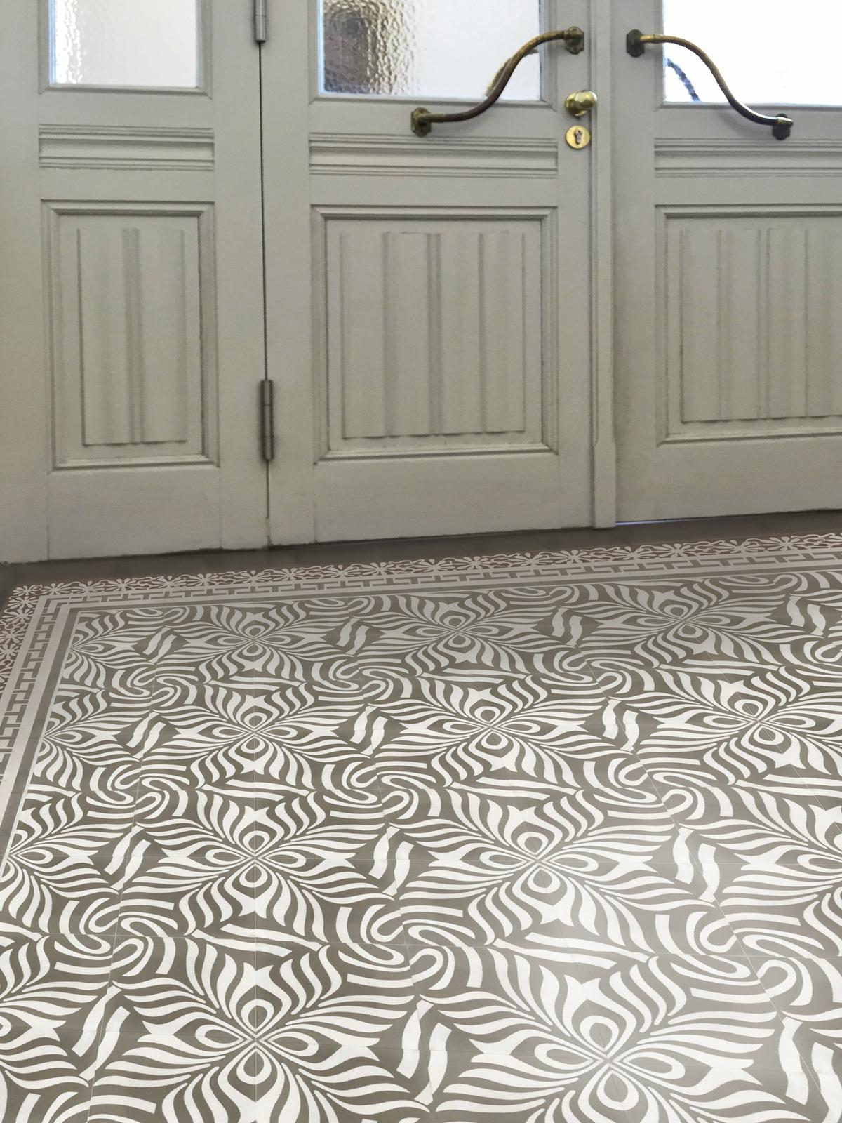 zementmosaikplatten-nr.51128-54-eingang-viaplatten | 51128-54