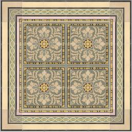zementfliesen-terrazzofliesen-viaplatten-muster-nr.51026 | 53026/170
