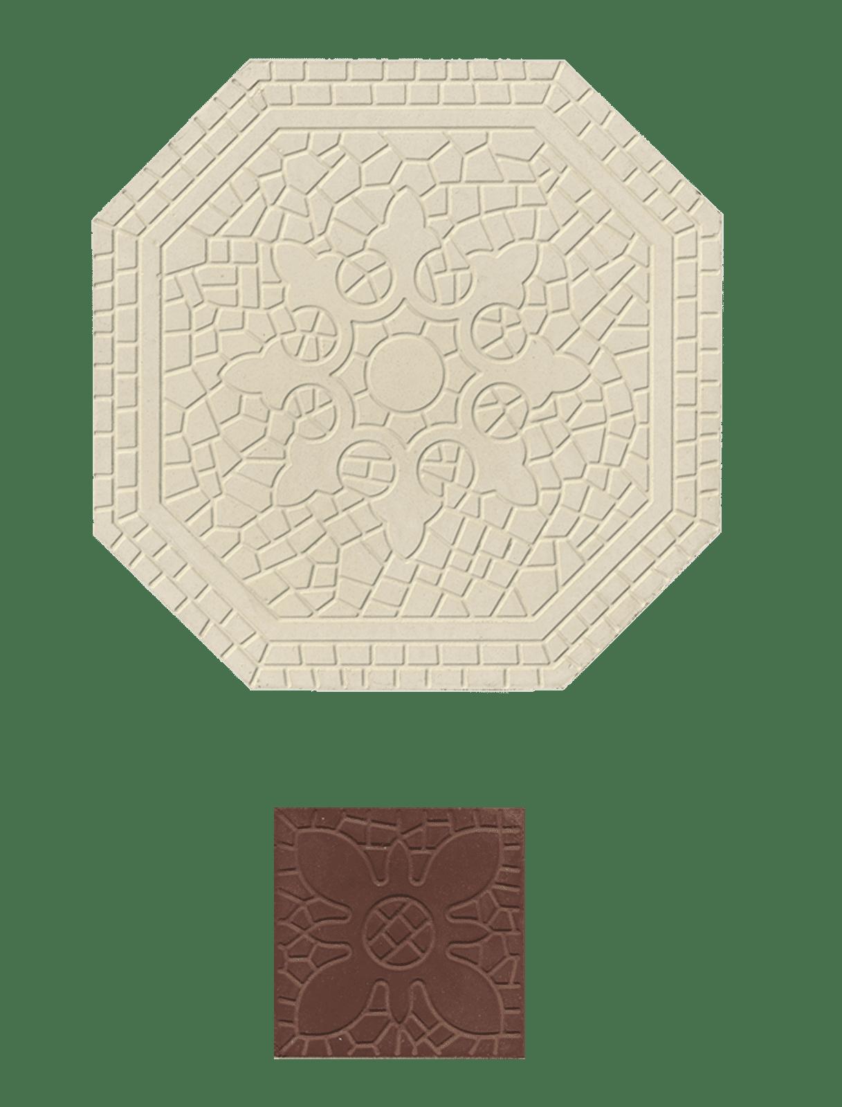 zementmosaikfliesen-nummer-51041-Einleger-viaplatten | 51041/170