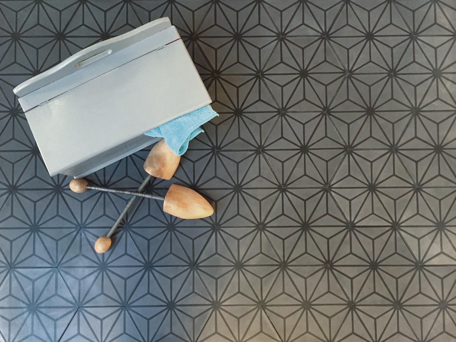 zementmosaikplatten-secheckplatte-nr-600661-flur-viaplatten | 600661