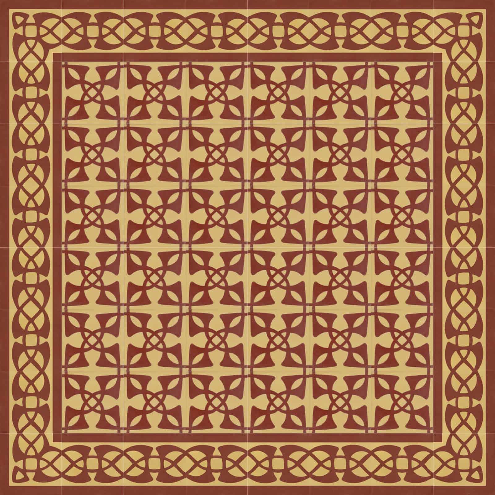 zementfliesen-terrazzofliesen-kreidefarbe-terrazzo-fugenlos-viaplatten-51008-verlegemuster | 53008-12/141