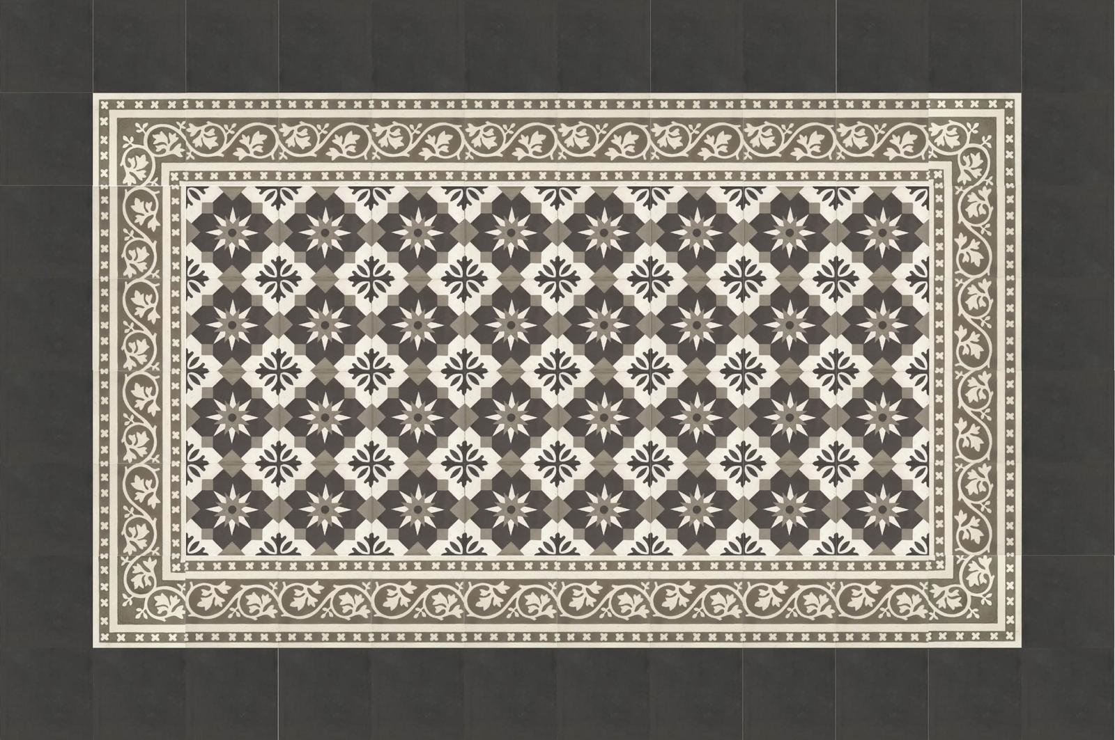 zementmosaikplatten-verlegemuster-51090-52083-viaplatten | 51090/150