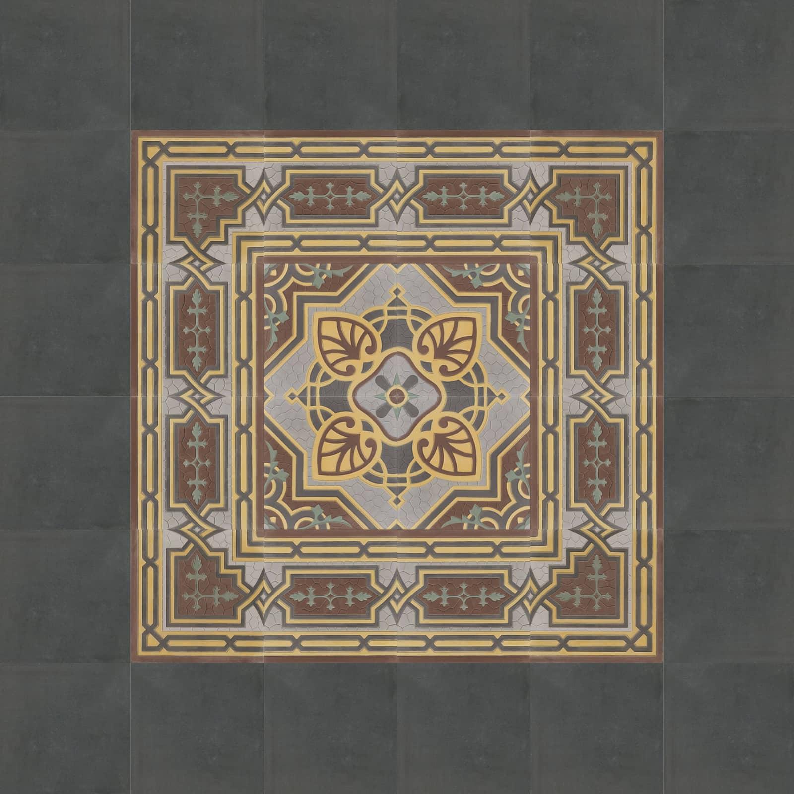 zementfliesen-terrazzofliesen-kreidefarbe-terrazzo-fugenlos-viaplatten-41071-verlegemuster-61 | 41071