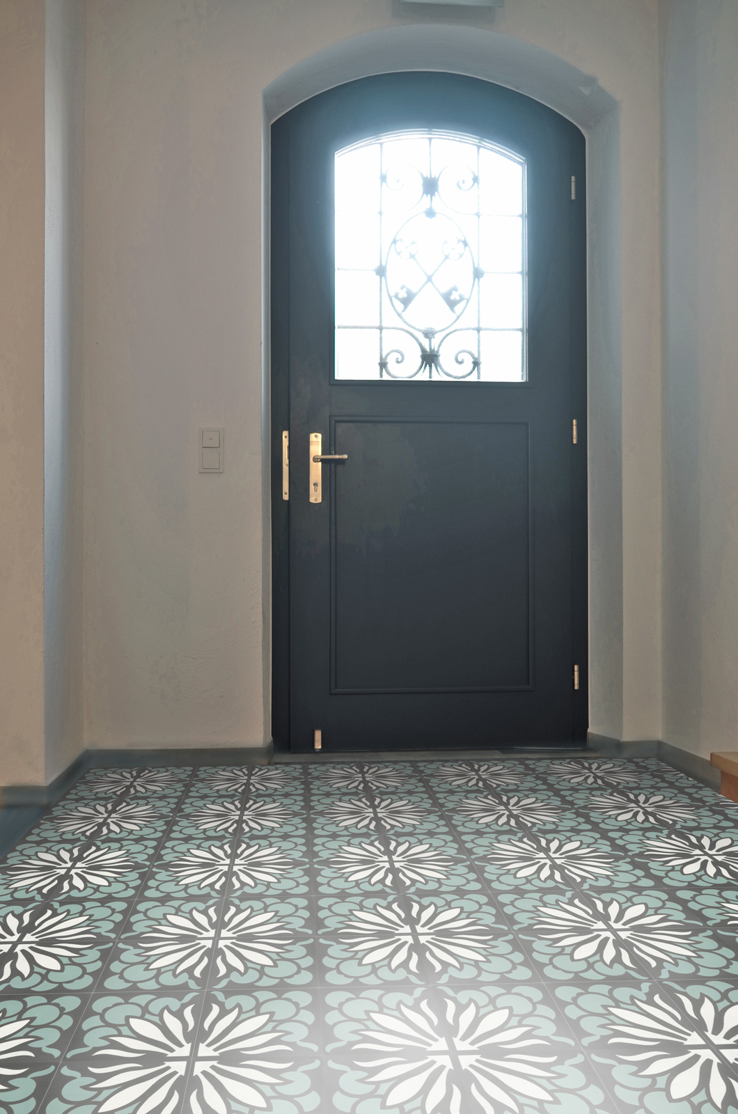 VIA Zementmosaikplatten-nr.51137-61-flur-viaplatten | 51137-61