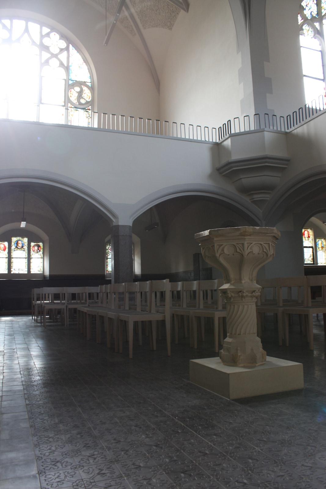 VIA Zementmosaikplatten-nr.51110-friedenskirche-02-viaplatten | 51110/150