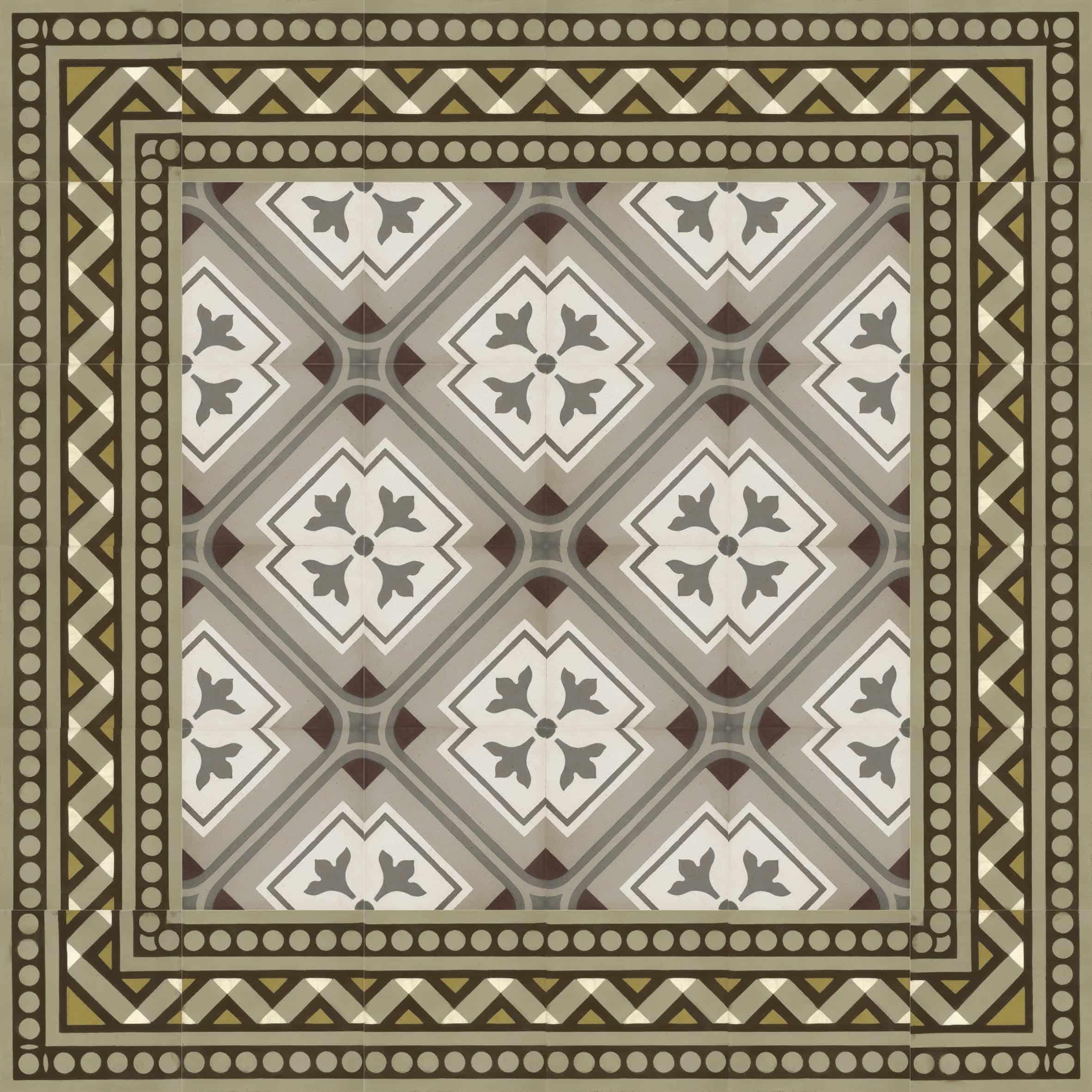 zementfliesen-terrazzofliesen-kreidefarbe-terrazzo-fugenlos-viaplatten-51114-verlegemuster | 53114/168