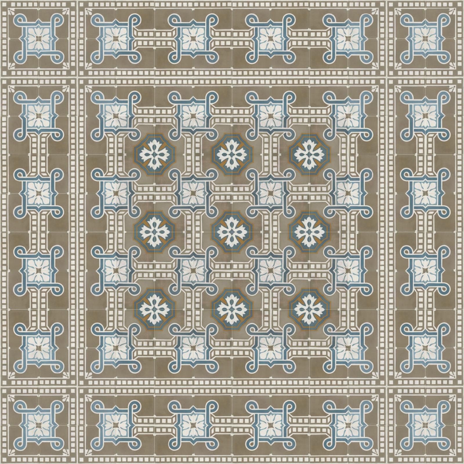 zementfliesen-VIA_verlegemuster_51051-viaplatten | 51051/141