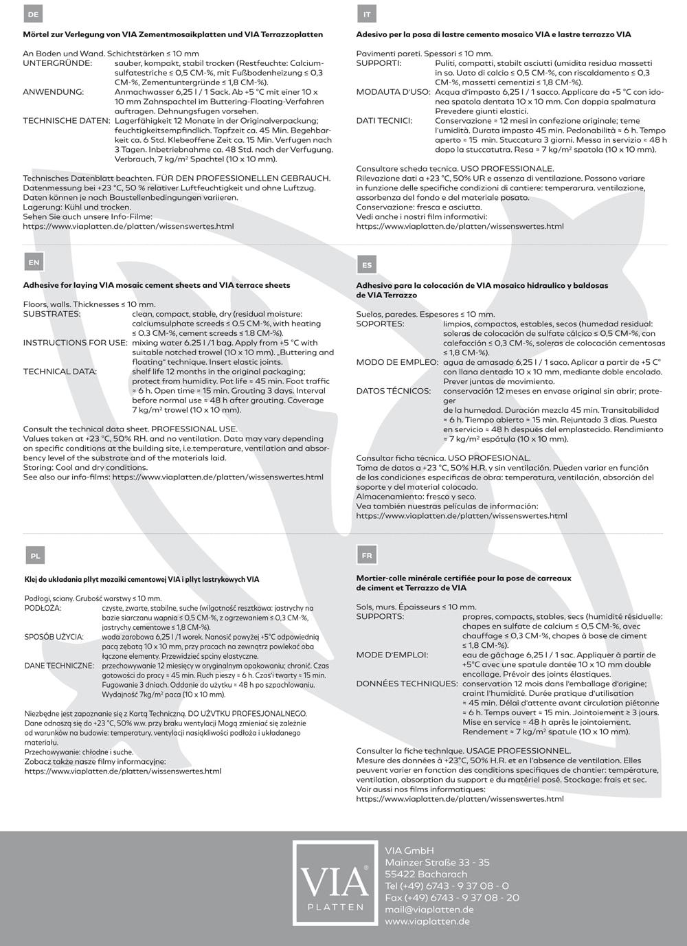 klebersack-rueckseite-via-gmbh_1 | VIA Plattenkleber