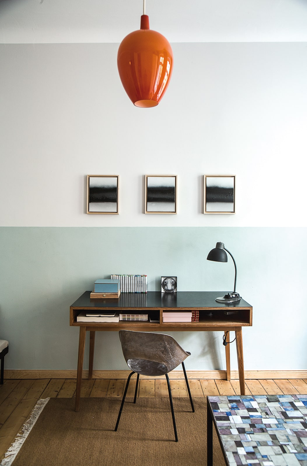 zementfliesen-terrazzofliesen-kreidefarbe-Eisblau-terrazzo-fugenlos-viaplatten-vintagency-sockel | Kreidefarbe Eisblau 2500 ml