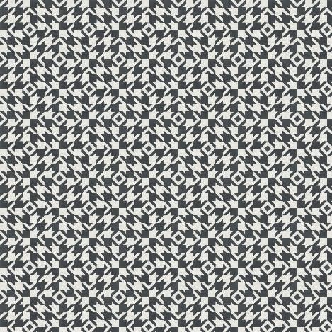 VIA Terrazzoplatte kleinteiliges Muster in schwarz weiß
