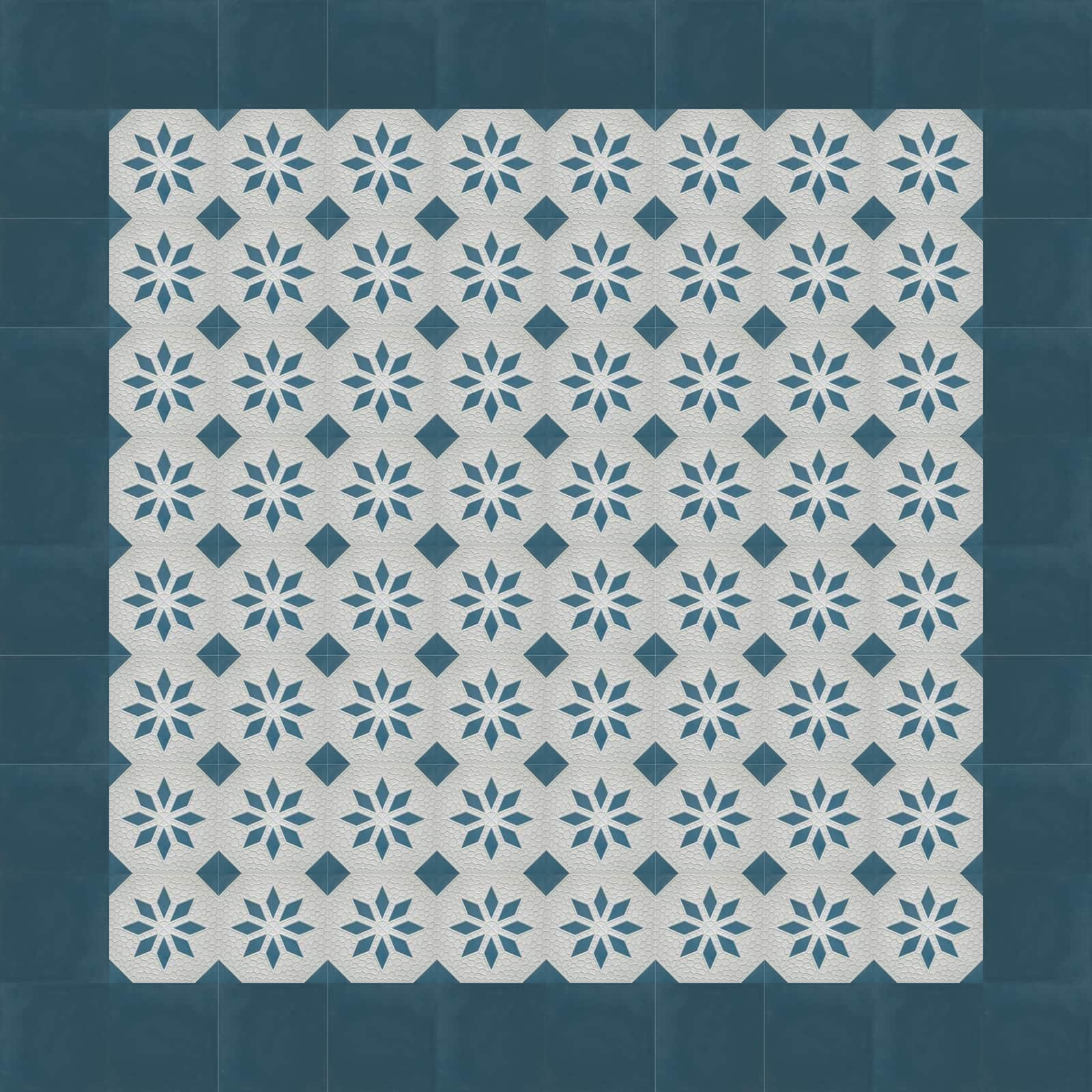 zementfliesen-terrazzofliesen-kreidefarbe-terrazzo-fugenlos-viaplatten-40143-verlegemuster | 40143
