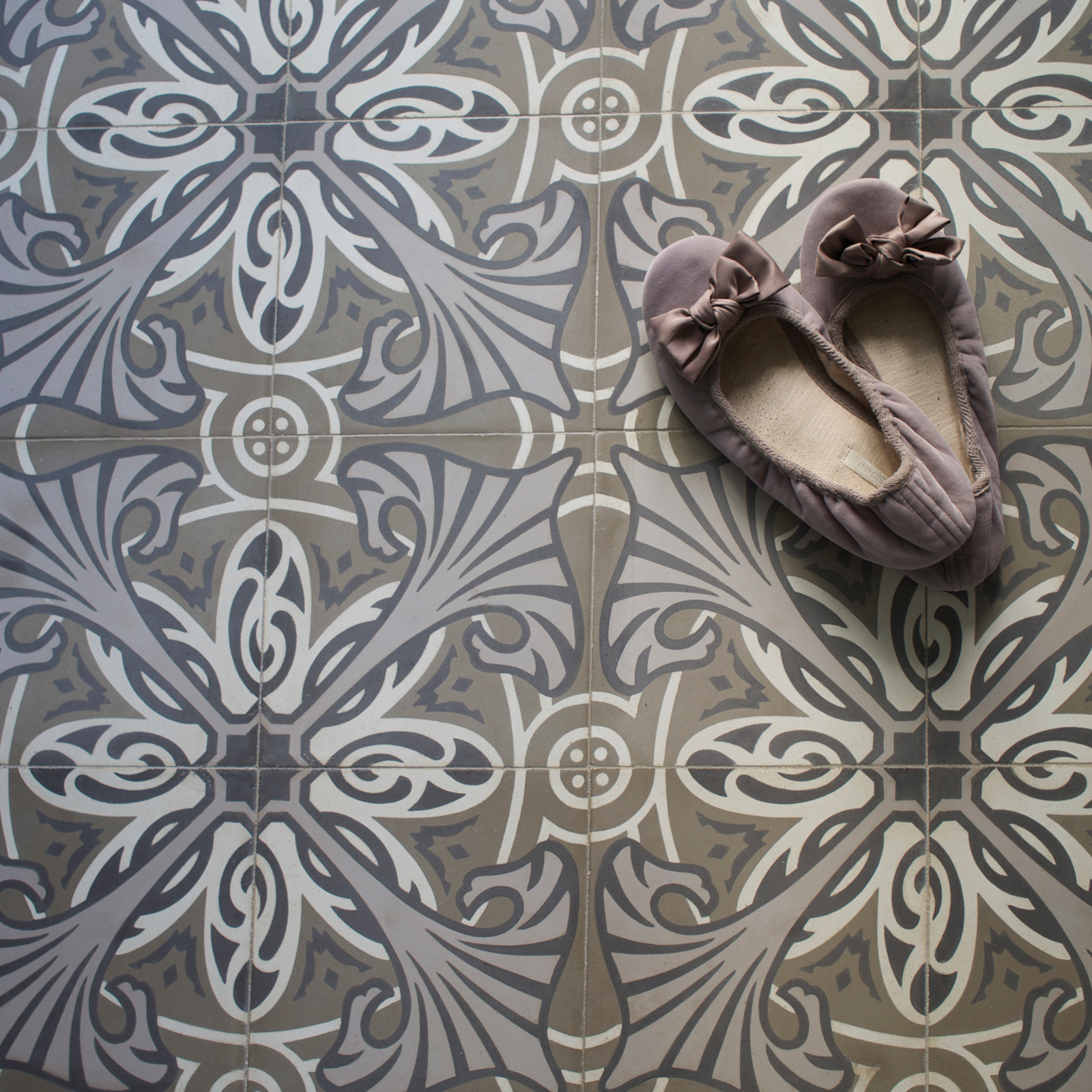 VIA Zementmosaikplatten-nr.51143-wohnraum-viaplatten | 51143