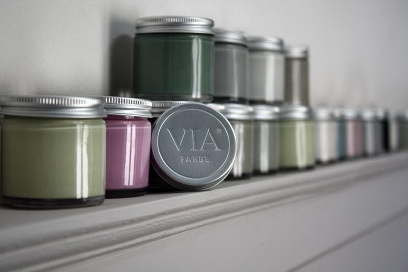 via_farbe_2 | Kreidefarbe Provencegrün 60 ml