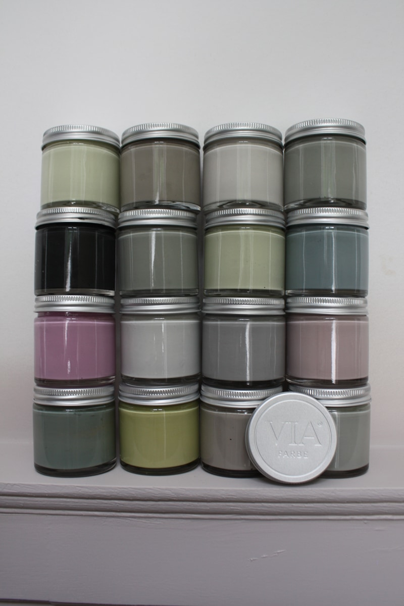 via_farbe_4_2 | Kreidefarbe Heliotrop 2500 ml