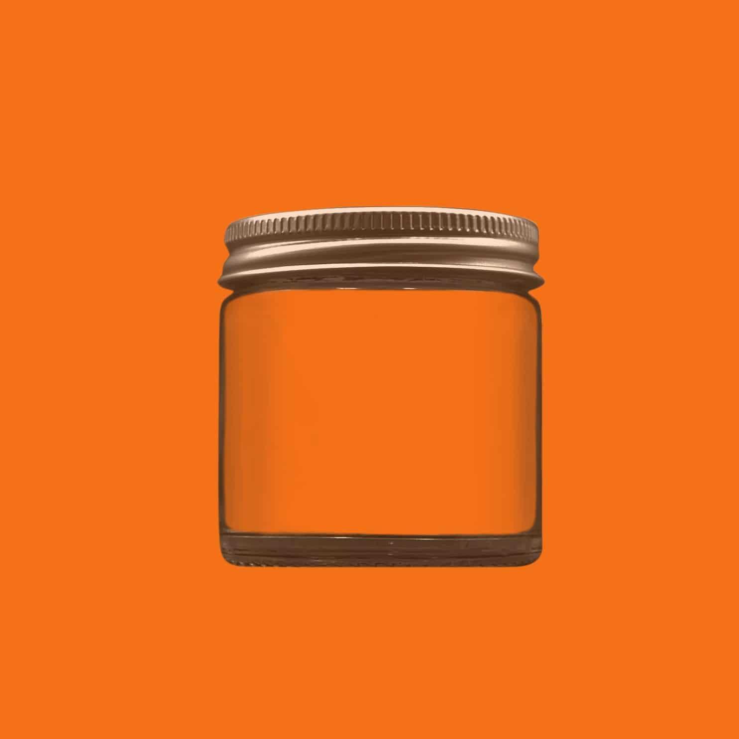 Kreidefarbe Mandarine 60 ml