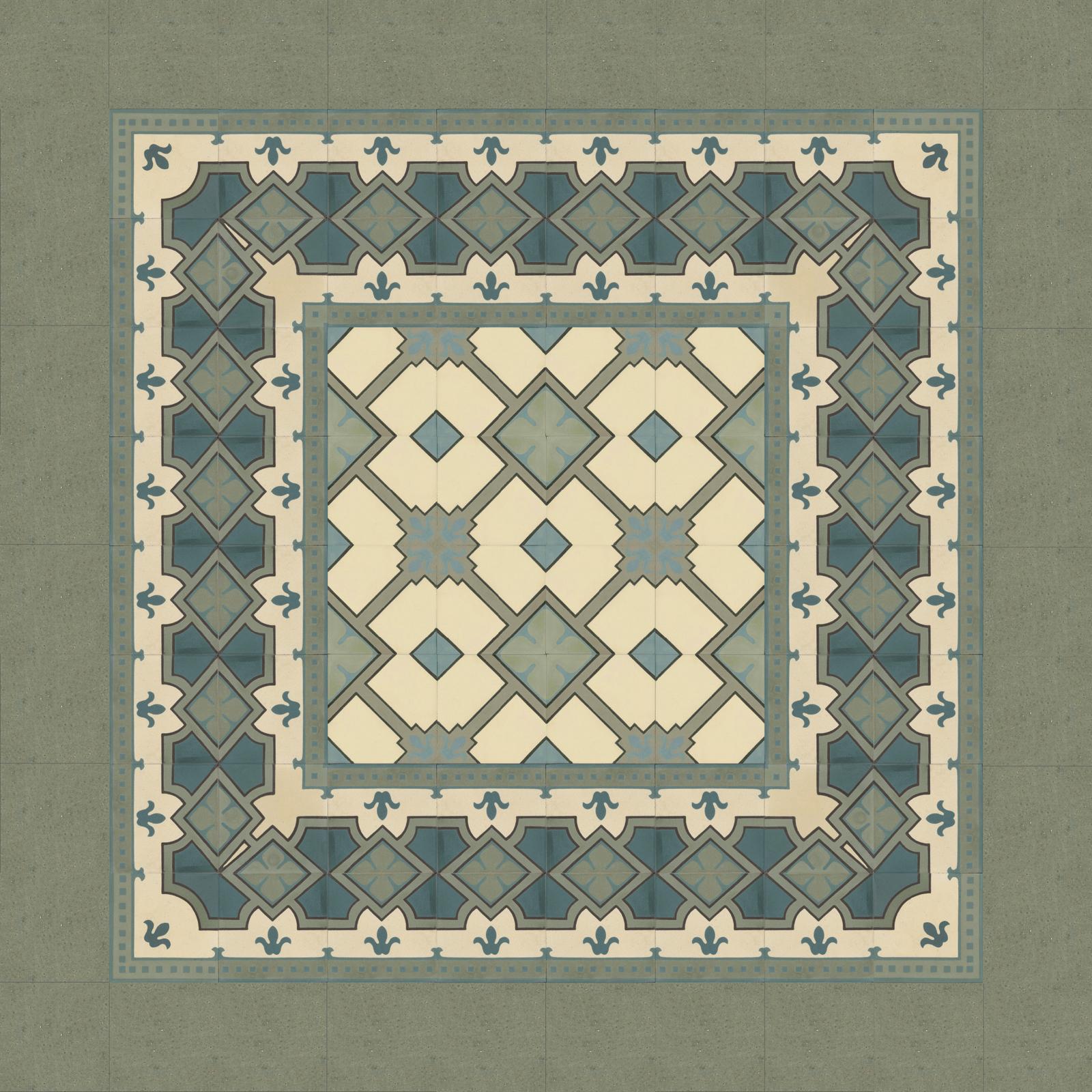 zementmosaikfliesen-nr.51060-viaplatten | 51060/141