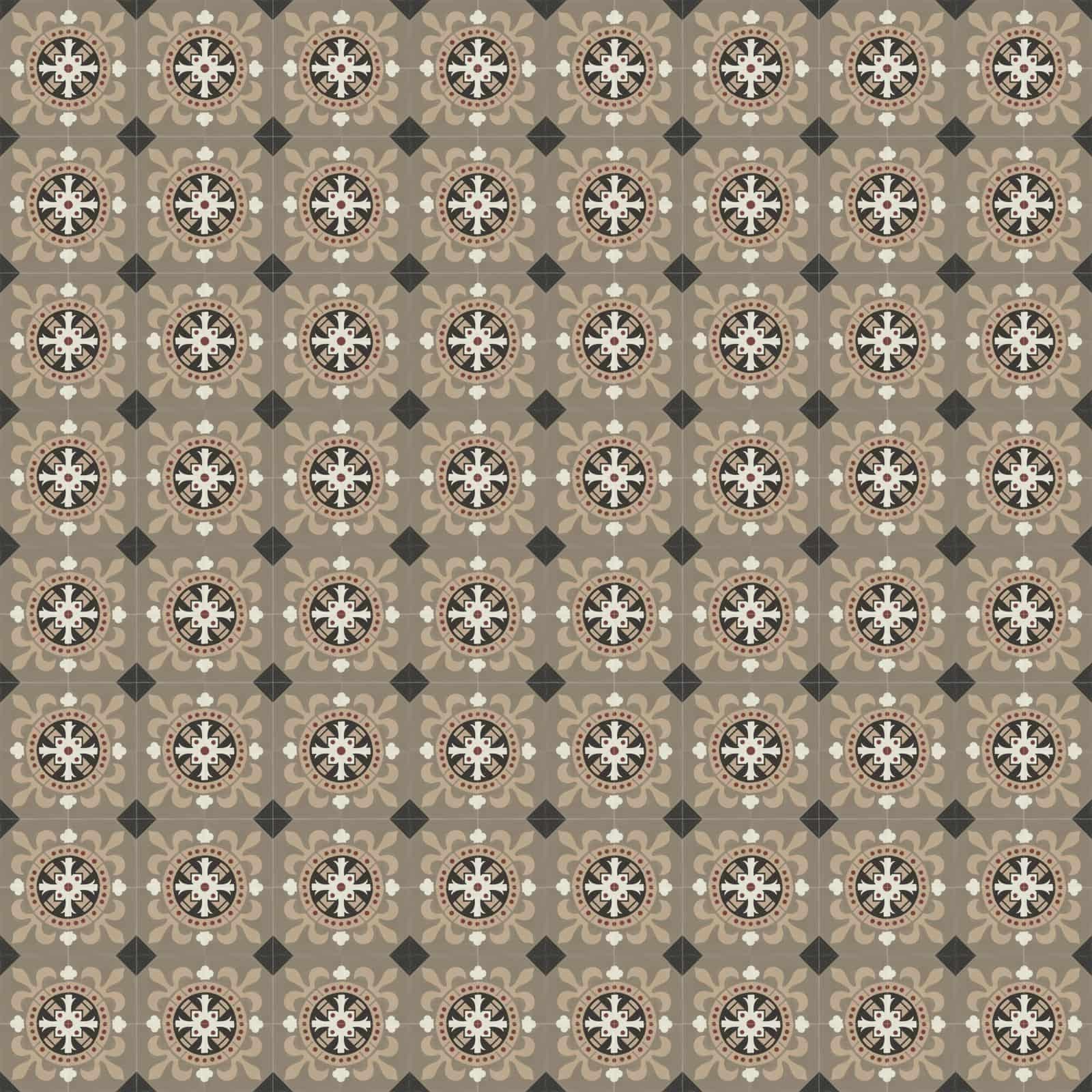 zementfliesen-verlegemuster-nummer-51166_170-ohne-rand-viaplatten | N° 51166/170